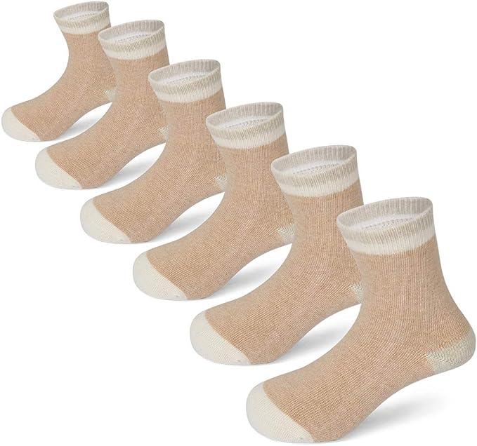 Baby Short Non-Slip Socks Cute Cotton Breathable Kids Socks 5 Pair Pack for Boys