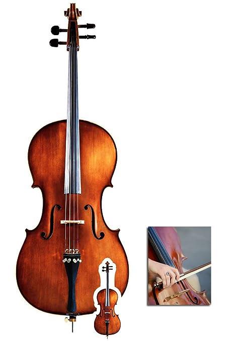 Ventilador Unidades Cello Instrumento Musical Figura De