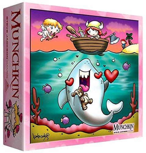 Munchkin Valentine's Day Monster Box