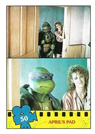 1990 Topps Teenage Mutant Ninja Turtles: The Movie #50 ...