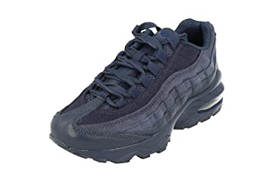 Nike Juniors Air Max 95 AMD BG Midnight Navy AO5436