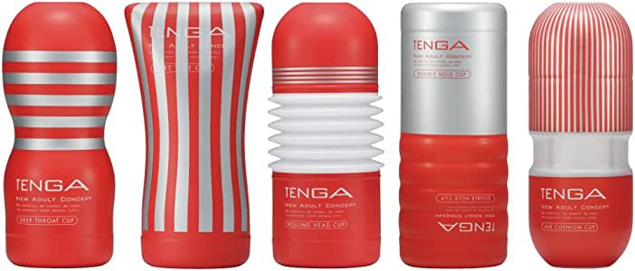 Amazon.com: Standard Tenga Cup Complete Set [Adult