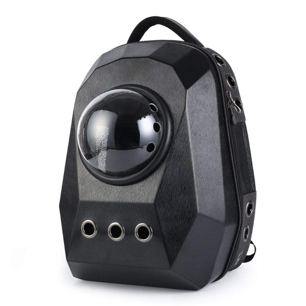 B Vettore di gatto Bubble Backpack Small Dog Space Capsule Knapsack Pet Travel Bag impermeabile