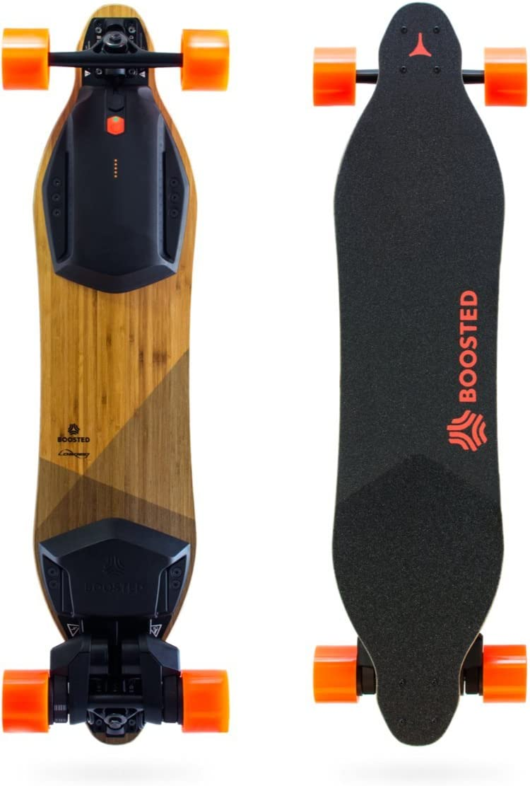 best electric longboards: Boosted 2nd Gen Dual+ Standard Range