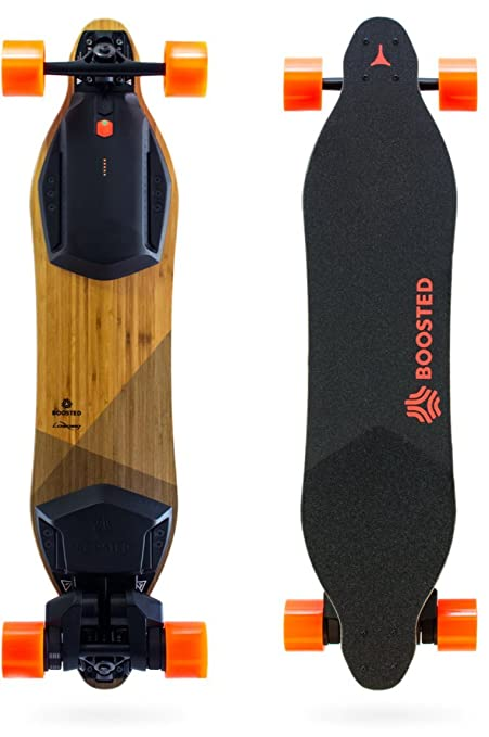 Cheap Electric Skateboard >> Boosted 2nd Gen Dual Standard Range Electric Skateboard