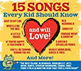 15 Songs Every Kid Should Know (and will Love!)