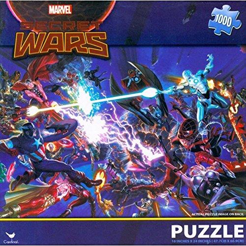 Marvel 1000 Piece Puzzle Cardinal