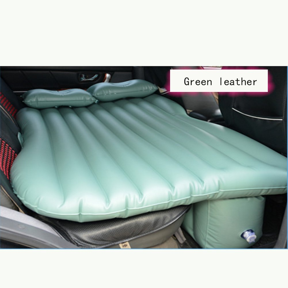 TPU Auto Bett Auto Bett Auto Reise Bett Auto Luftmatratze Universelle Multi-Farbe Optional,Grün