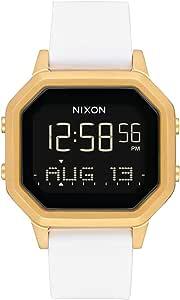 Nixon Reloj Mujer de Digital con Correa en Silicona A1211-508-00