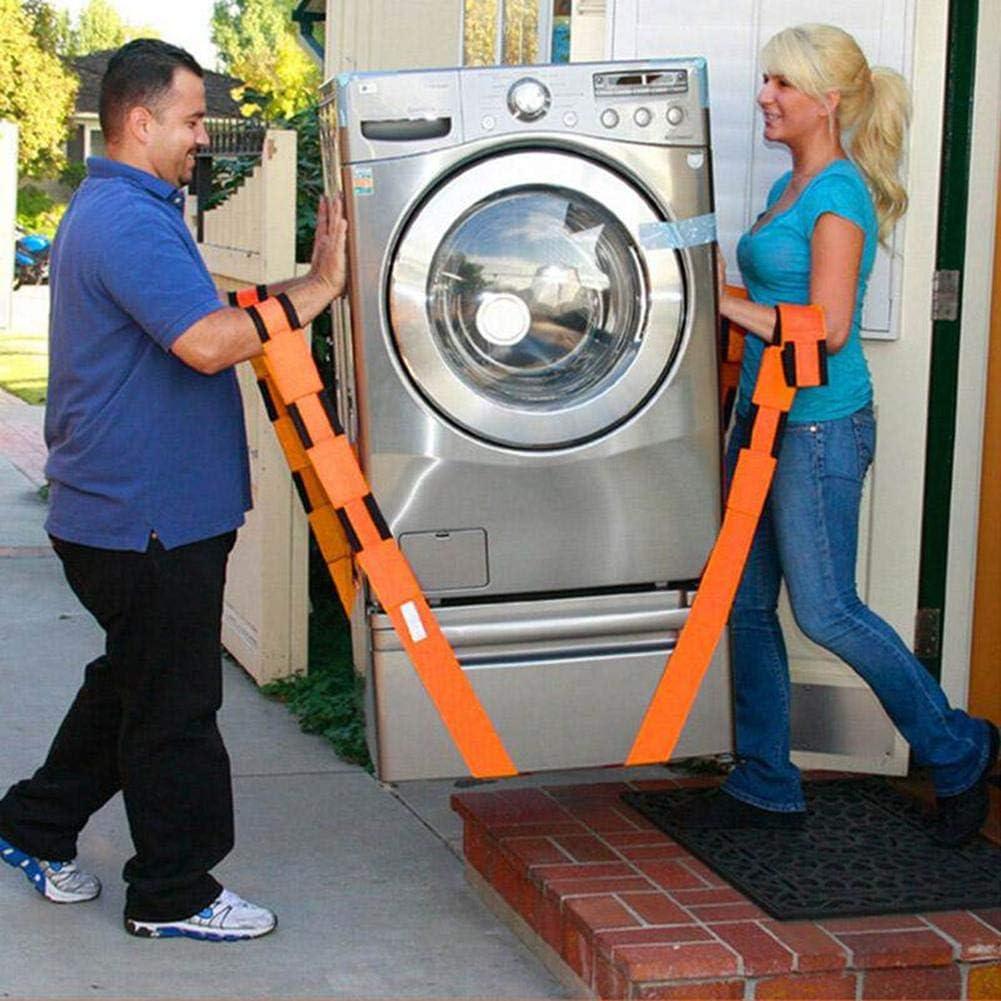 fllyingu Moving Belt Adjustable Shoulder Carrying Strap For Heavy Objects 2-person Moving Shoulder Straps Lifting Straps For Moving Furniture