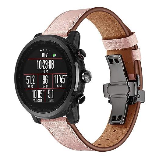 Correa para Xiaomi Mi Band 3 Correa Suave de Silicona para Reloj Deportivo Pulsera de Repuesto Impresión en Color Banda para Xiaomi Mi Band 3: Amazon.es: ...