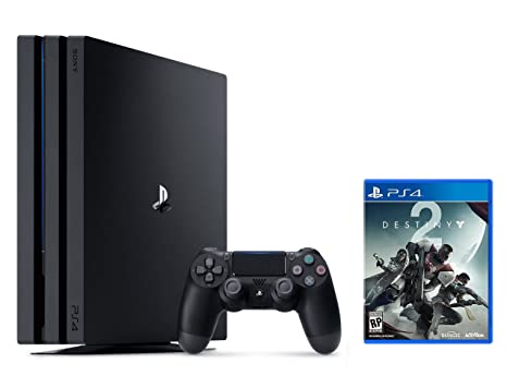Amazon.com: PS4 Pro Bundle (2 artículos): consola ...