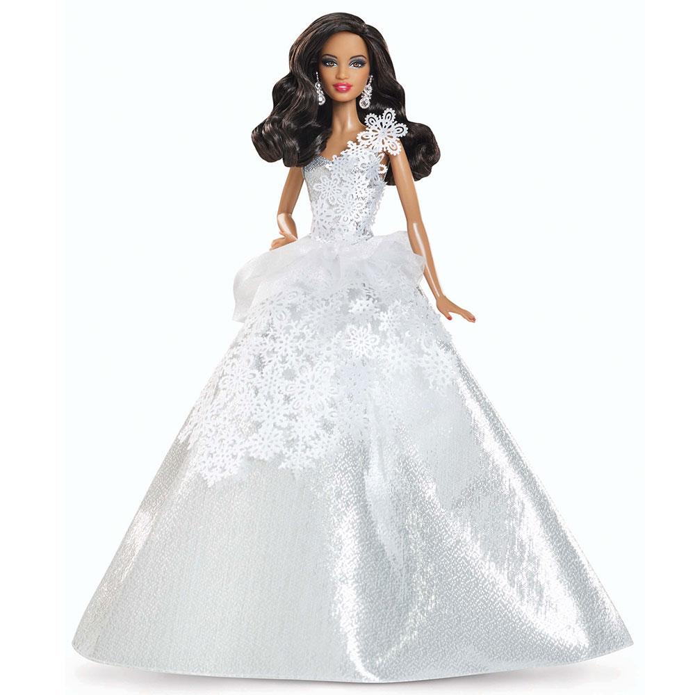 Amazon.com: Barbie Collector 2013 Holiday African-American