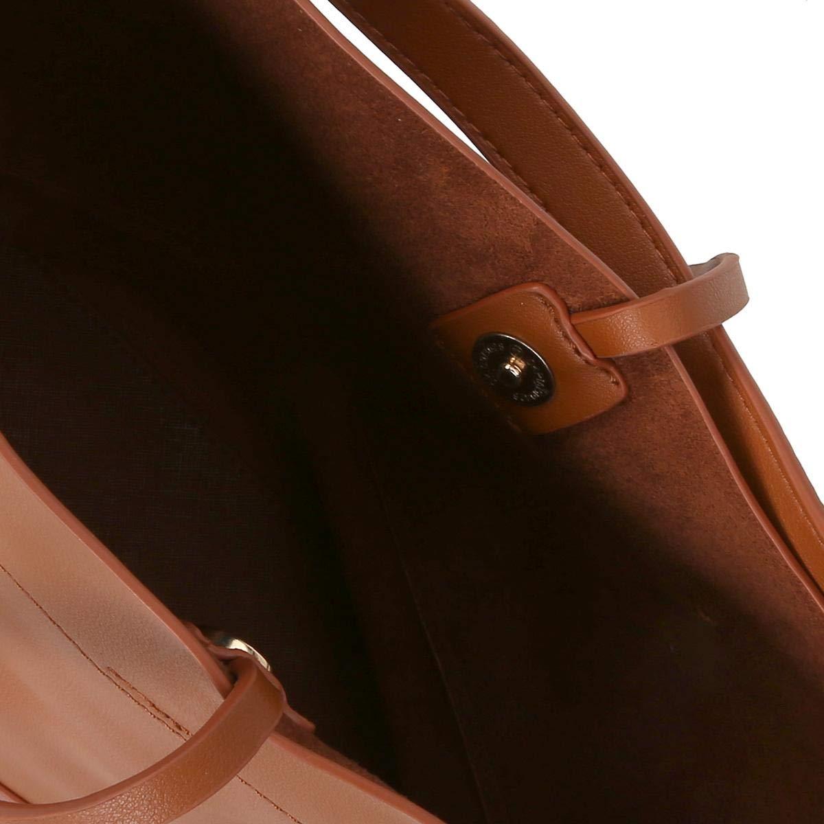 ed3e07992 Bolsa Shoestock Saco Tiracolo Amarração Feminina - Caramelo - Único:  Amazon.com.br: Amazon Moda