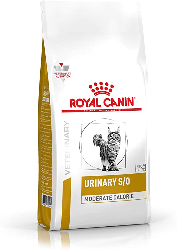 ROYAL VD FELINE Urinary Moderate Calorie UMC34 3.5 kg: Amazon.es ...