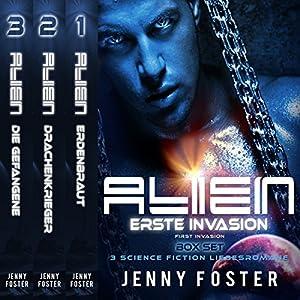 Erste Invasion (Alien 1-3) Hörbuch
