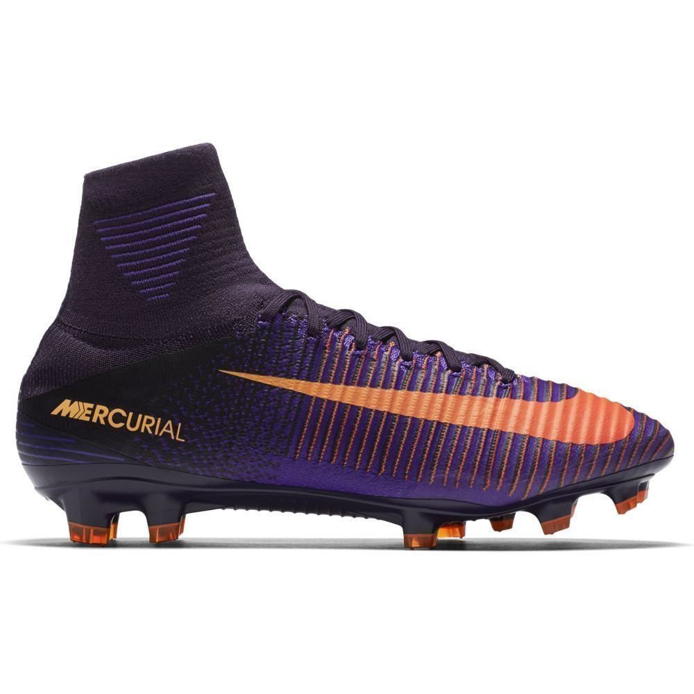 Violet (violet Dynasty   Bright Citrus-hyper Grape) Nike 831940-585, Chaussures de Football Homme 38.5 EU