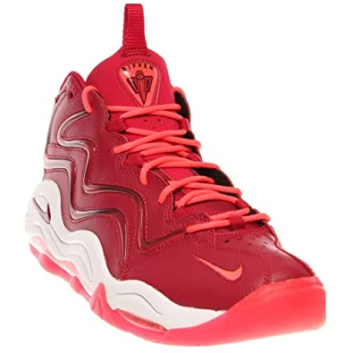 Men's Nike Air Pippen 1 One Noble Red White Sneakers : U91p7273