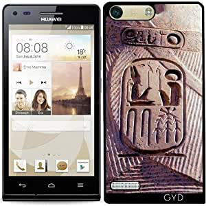Funda para Huawei Ascend P7 Mini - Cartucho by Brian Raggatt