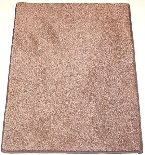12'x18' Treasure Rich Taupe Textured Cut Pile Indoor Area Rugs | Treasure Rich Taupe 36 oz Indoor Polyester Area (Textured Cut Taupe Area Rug)