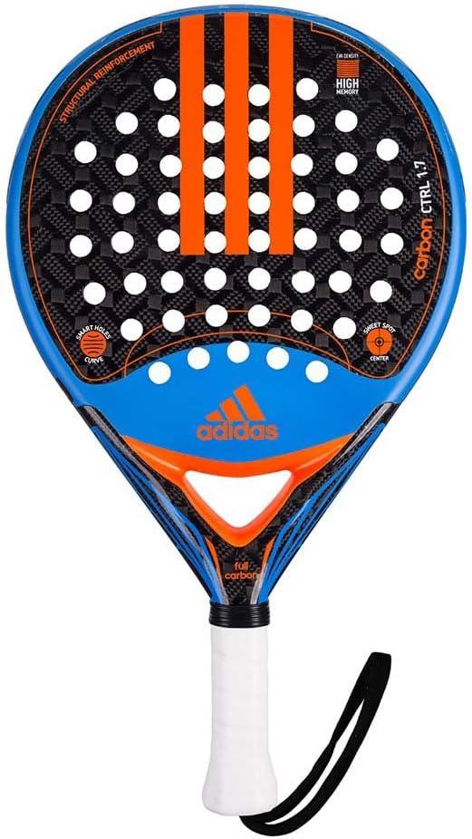adidas - Pala de pádel Carbon Ctrl 1.7: Amazon.es: Deportes y aire ...