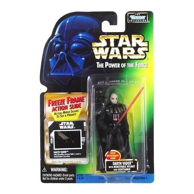 Amazon Star Wars Potf2 Power Of The Force Freeze Frame Darth
