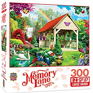 MasterPieces Memory Lane - Welcome to Heaven 300pc EzGrip Puzzle