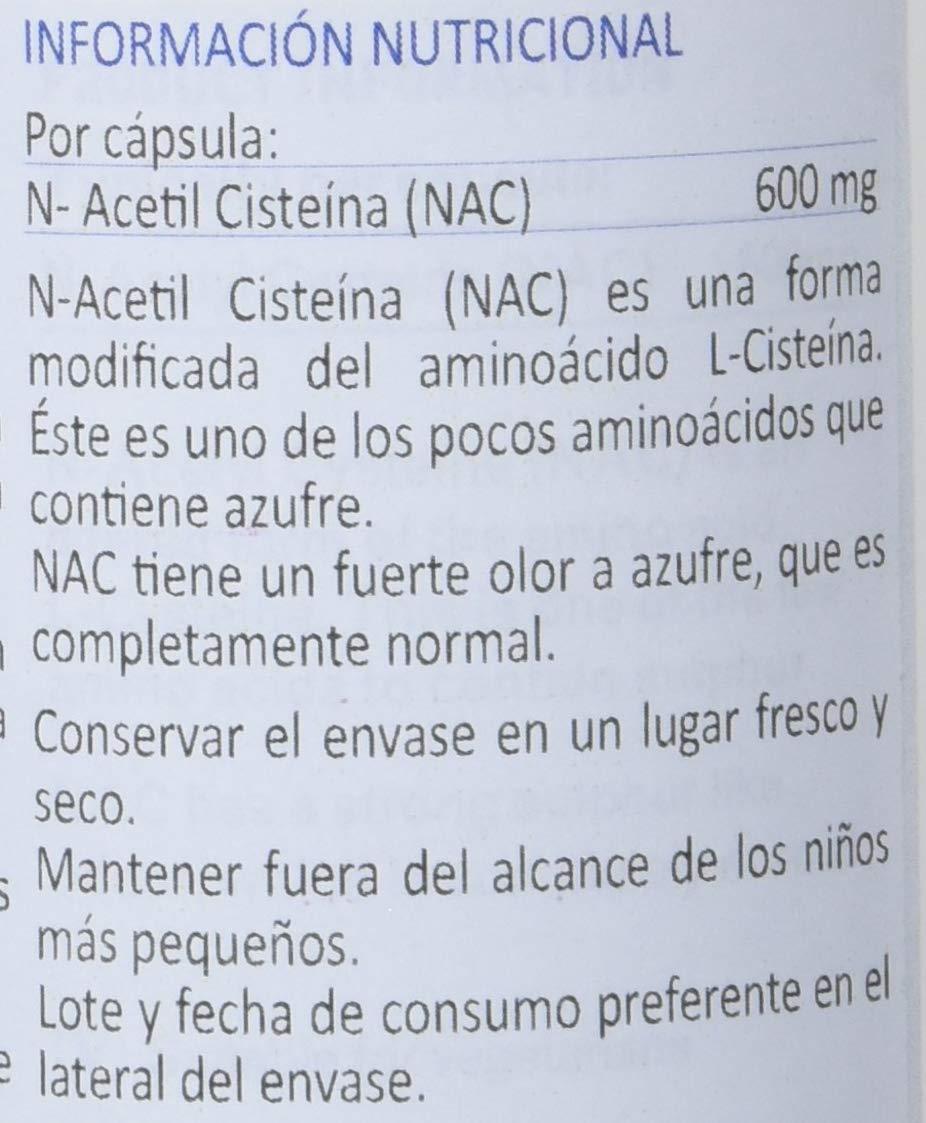 Lamberts Nac - 600 gr: Amazon.es: Salud y cuidado personal