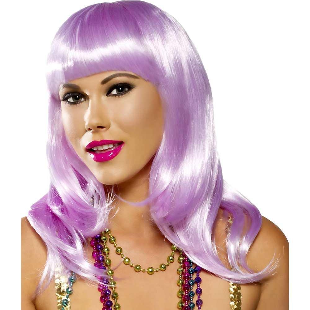 Goddessey So Fine Lilac Wig