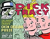Complete Chester Gould's Dick Tracy Volume 24