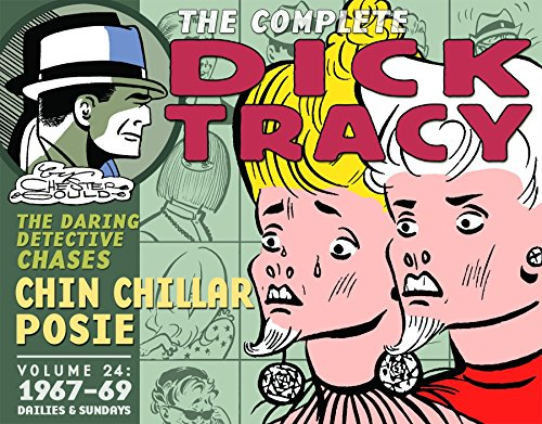 Complete Chester Goulds Dick Tracy Volume 24 [Gould, Chester] (Tapa Dura)