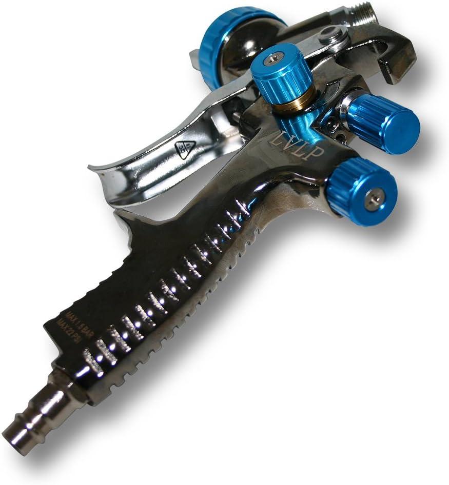 Pistola a spruzzo per verniciare LVLP con ugello da 1,4mm