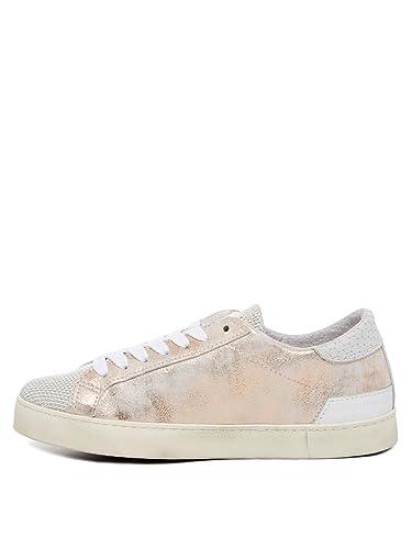 63b990957a68 DATE Hill Low Stardust Rose Damen Sneaker 36 rosa  Amazon.de  Schuhe ...