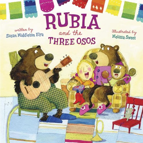 Rubia and the Three Osos by Hyperion