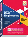 Civil Engineering 5800 + MCQs Practice Book for SSC-JE , Assistant Engineer & Junior Engineer