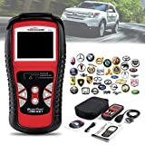 Car Code Reader, Automotive Diagnostic Scan Tool Code Reader for Check Engine Light, Read & Clear Trouble Codes, iNNEXT Vehicle Scanner for After 1996 OBD2 Compliant US, European and Asian Vehicles