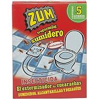 ZUM S-2108 Insecticida Sumideros sobres monodosis