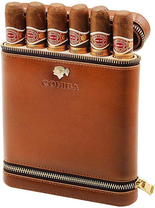 ZXL Humidores de cigarros Caja de cigarros Caja de Cigarrillos ...