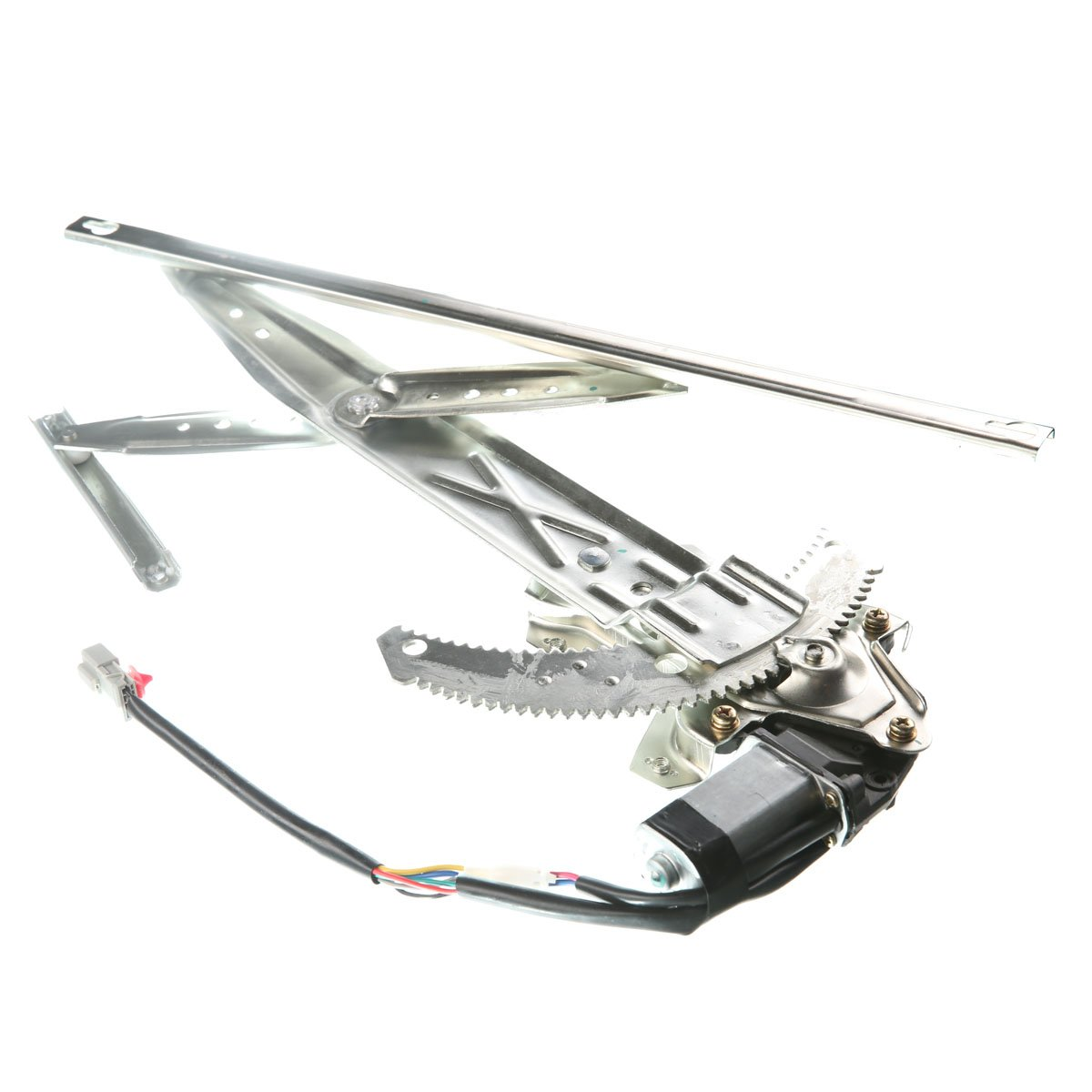 Set of 2 Front Left and Right Power Window Regulator with Motor for Honda Civic 1996-2000