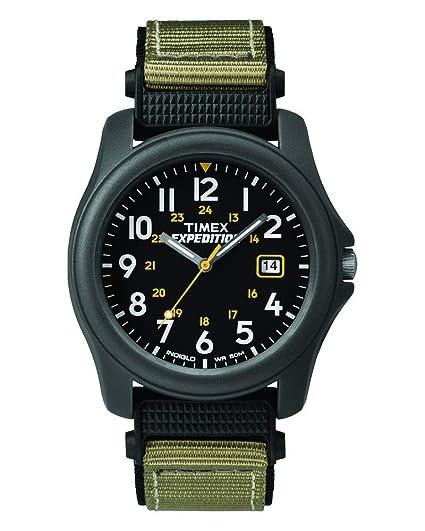 7b95c2f1fc03 Timex Expedition T425714E - Reloj de Cuarzo para Hombres  Timex ...