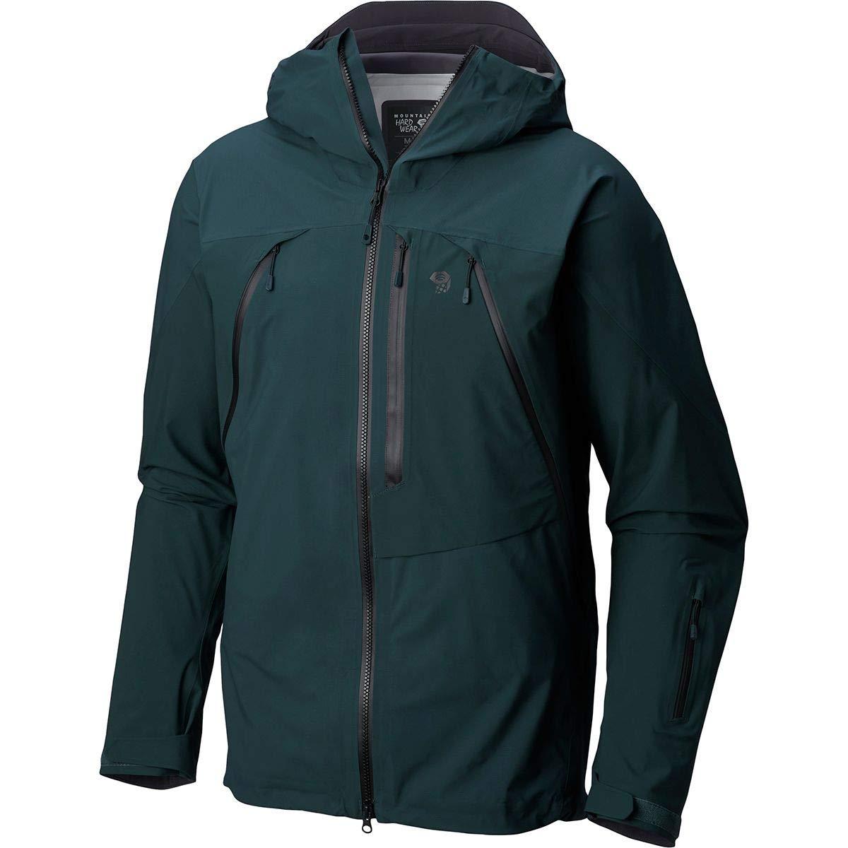 Mountain Hardwear Cloudseeker ジャケット メンズ ブルースプルース(青 Spruce) Large