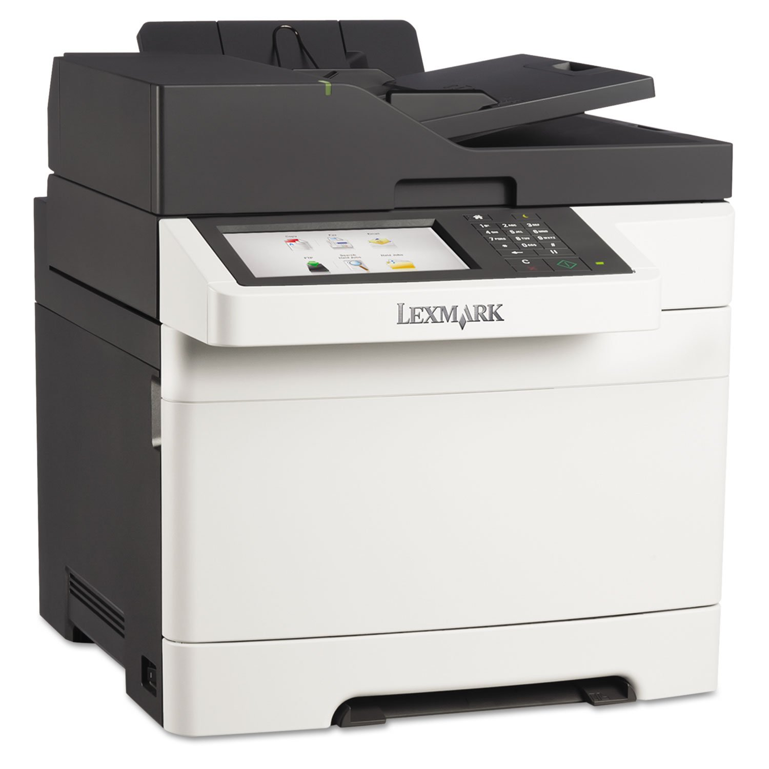 Amazon.com: Lexmark CX510dthe – Color multifunción (Fax ...