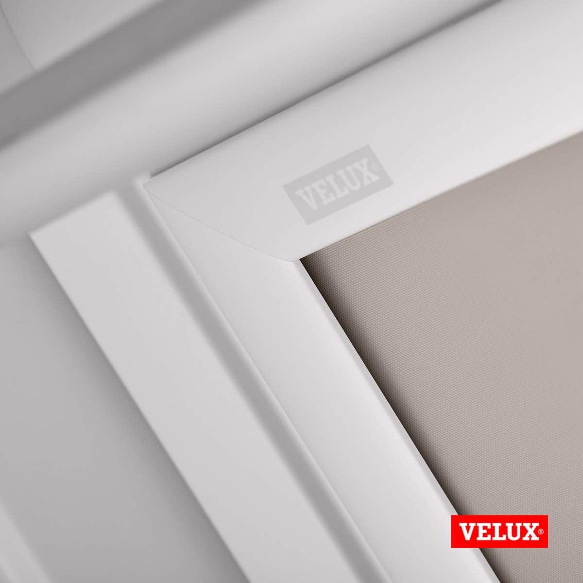 Beige DKL VELUX Original Store Occultant Cadre Blanc pour Fen/êtres de Toit CK01