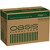Amazon Price History for:Oasis Instant Deluxe Floral Foam Maxlife (Case of 36 Bricks)
