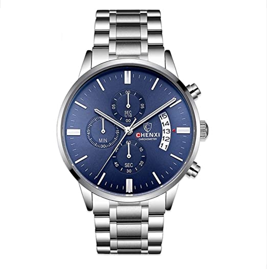 reloj deportivo hombre, Relojes De Moda Hombre 2018, Reloj Edición Limitada, Reloj de negocios para hombres: Amazon.es: Relojes