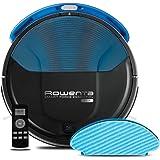 Rowenta RR6971WH Smart Force Essential Aqua - Robot Aspirador 2 en 1, Aspira y Friega, con Sensores Anticaída, 150…