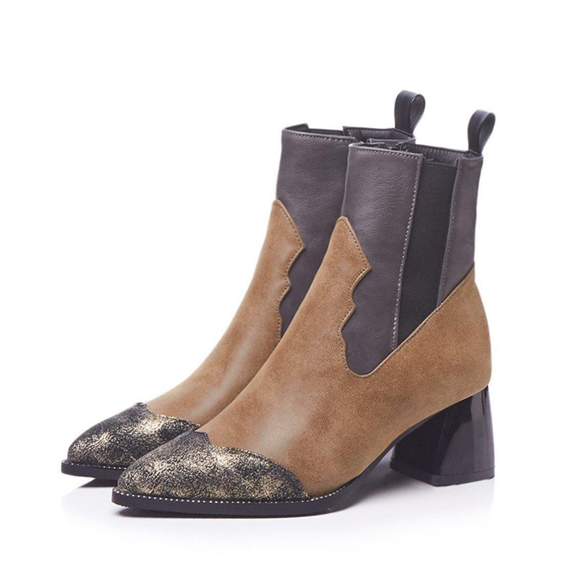 8751b427c5b141 sandalette dede américaine et européenne, avec des bottes pointues pointues  pointues et des bottes.b07g2zfpwf parent   De La Mode 8fc283