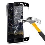 Samsung Galaxy S7 Pellicola Protettiva , Ubegood 3D Toccare Compatibile [1-Pack] Samsung Galaxy S7 Screen Protector in Vetro Temperato per Samsung Galaxy S7 (Nero)