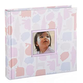 Pearhead Signature Collection Photo Album, Pink 90010