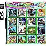 208 In 1 Games Game Multi Cartridge For DS NDS NDSL NDSi 3DS 2DS XL